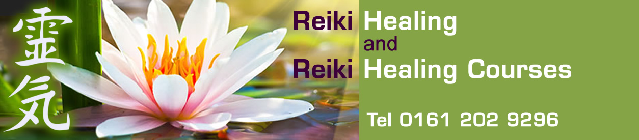 Reiki Training Manchester